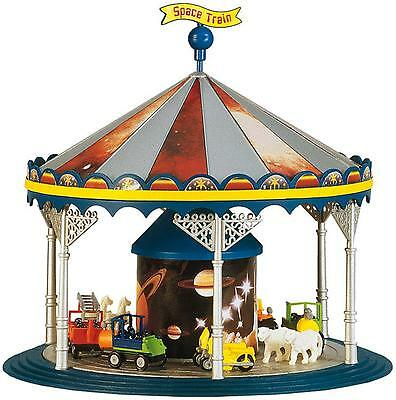 Ho Faller Working Children's Merry-go-round Kit For Circus Or Fair 140329