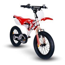 Honda Replica motorbike kids Bike