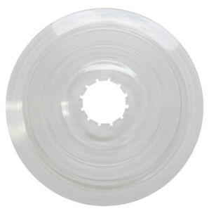 Spoke Protector Disc for Freewheel Hubs Plastic 28-34T Clear Sunlite 7