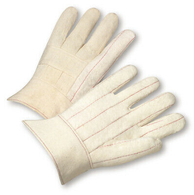 West Chester 790k Hot Mill Glove-cotton Material Band Top Cuff Typelarge Size