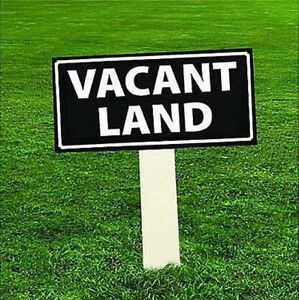 44 Acres of Vacant Land - Rented for Farm use - Corner lot