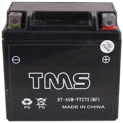 YTZ7S Battery for Honda CBR1000RR CRF450 250 230 150 C110 Zuma Vino Yamaha 250