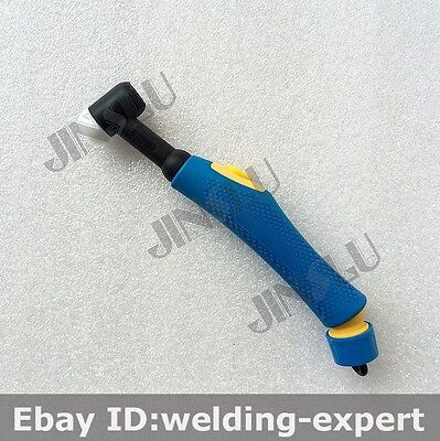 Tig Welding Torch Consumables Gas Cooled Wp-17 Wp Pta Db Sr 17 Head Body 1pk