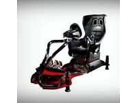 F1 simulator available to rent. Racing simulator for wedding entertainment