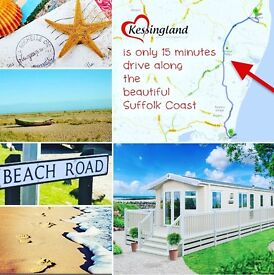 Amazing 12 Month Ownership Season - Static Caravans For Sale **Suffolk**