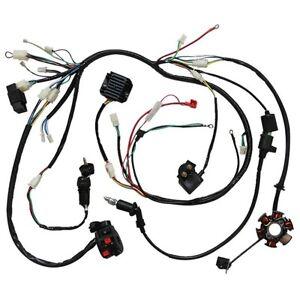 Diagram Bike Wiring 49cc Verucci