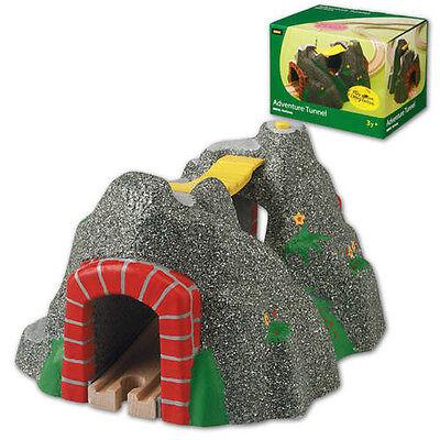 Brio Adventure Tunnel Wooden Train Engine Thomas Compatible 33481
