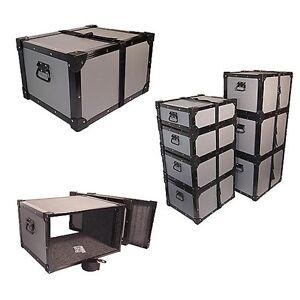 TUFFBOX-EFFECTS-RACK-CASE-5-Space-5-Sp-5u-14-1-2-Deep-SUPER-SALE