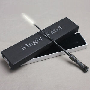 Free-Shipping-Harry-Potter-Harrys-Magical-Wand-New-In-Box-Led-Light-QA001