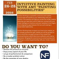 Painting Possibilities - Intuitive Painting with Amy