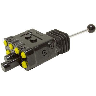 2 Spool 14 Gpm Prince Lvr Joystick Loader Hydraulic Valve Prince Lvr 9-8185