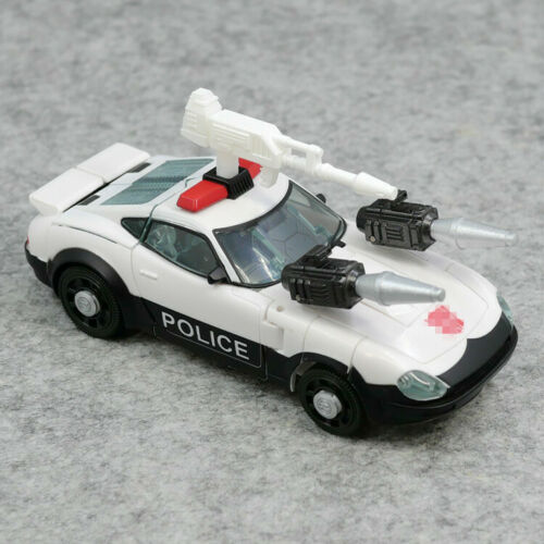 как выглядит DIY Weapon And Wheel Upgrade KIT With Stickers FOR Earthrise Prowl фото