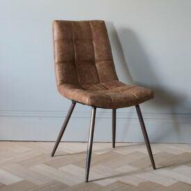 Brand new chairs x 2 - £145.00 for the pair