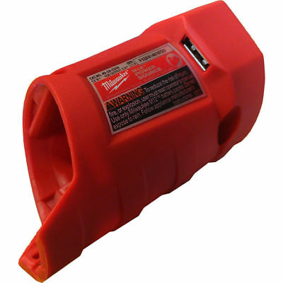 Genuine Milwaukee 49-24-2310 12 Volt M12 Power Source USB port Charger New