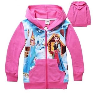 Frozen movie,Snow Queen Elsa,Princess Anna,Olaf, HOODIES Regina Regina Area image 7