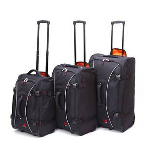 "New 3-Piece Durable Athalon Hybrid Travelers Luggage 21""26""29'' Como South Perth Area Preview"