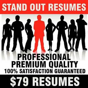 Stand Out Resume Service Cairns Cairns City Preview