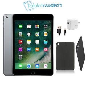 Apple iPad Mini 32GB, Wi-Fi, 9.7in Space Gray WITH BUNDLE