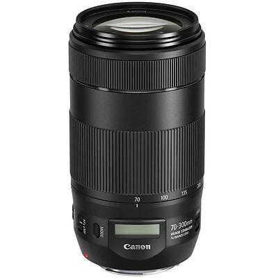 Canon EF 70-300mm f/4-5.6 IS II Nano USM Lens 0571C002