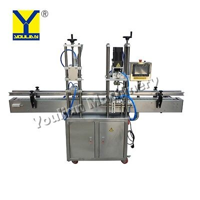 Automatic Capping Machine Cap Tightener Screwing Machine Bottle Capper