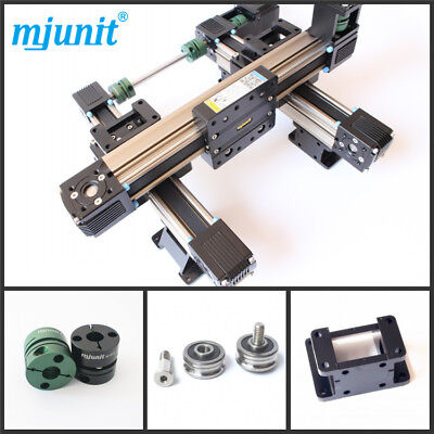 Mjunit Xy 2-axis Cnc Small Linear Rail With 400x450mm Stroke Length