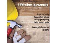L White home improvements