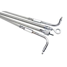 Armor Coat Stainless Steel Pull Throttl~2004 Yamaha