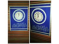 Clock Canvas 30 x 40 CM