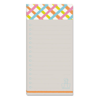 Post-it Notes Super Sticky Printed Note Pads 4 X 8 Lined Assorted Designs