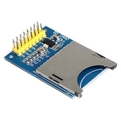 Sd Card Module Slot Socket Reader For Arduino Arm Mcu