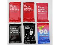 Cards Against Humanity Selling £4 A pack