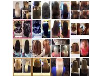Beautyful Extensions - Nano, micro ring, micro and tape weft and fusion bond hair extensions