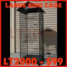 Large Bird cage $99 Rosewater Port Adelaide Area Preview