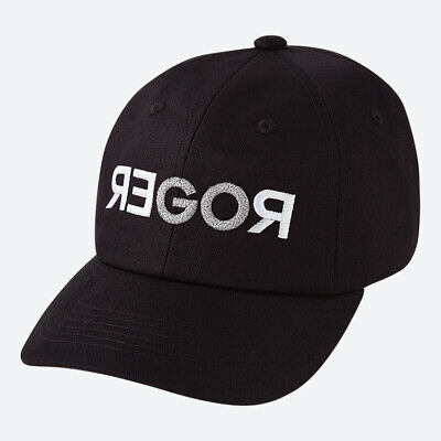 LIMTED EDITION Brand New Roger Federer GOROGER Uniqlo Tennis Cap Hat!