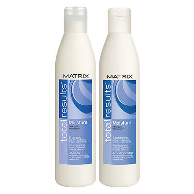 Matrix Total Results Moisture Shampoo and Conditioner 10.1 oz (Duo Pack)