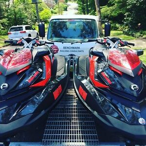 Sea Doo RXP-X jet ski x2 Castle Hill The Hills District Preview