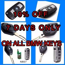 BMW keys on special mobile most Melbourne Subburbs Dandenong Greater Dandenong Preview