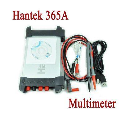 Data Logger Recorder Multimeter Bluetooth Usb Voltage Current Resistance 365a