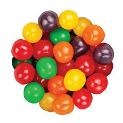 Candy Assorted Fruit Sours - 1/4 LB - BULK - Fresh & Best Price - FREE SHIPPING
