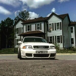 1997 Audi A4 Quattro 1.8t stage one