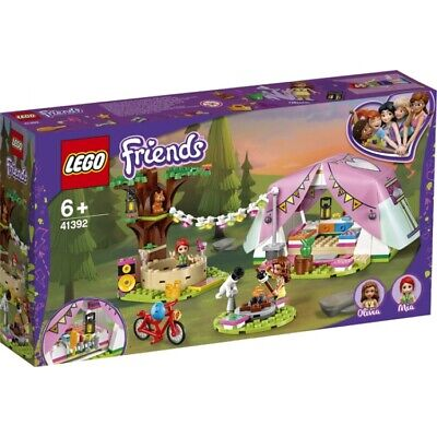 LEGO Friends Nature Glamping Outdoor Adventure Playset 41392 BNIB