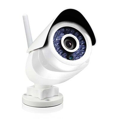 Swann SwannOne SoundView Wireless Outdoor 720p HD IP Camera Day Night Vision