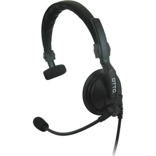 OTTO COMMERCIAL LIGHTWEIGHT PADDED HEADSET - V4-10053