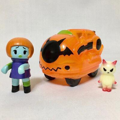 Halloween Pudding (P.P.Pudding HALLOWEEN MARCH GID G.I.D. Ver sofubi sofvi itokin park Japan)