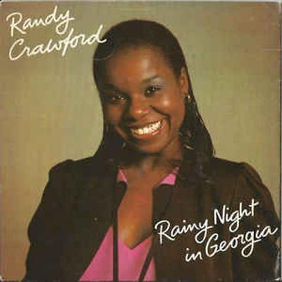 "Rainy Night In Georgia 7"" : Randy Crawford"