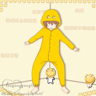 Cute Funny Cosplay Kigurumi One-Piece Adults Jumpsuit Pyjamas Winter Homewear](Funny Pajamas Adults)