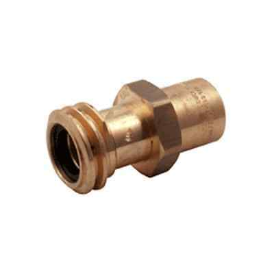 New LP Tank Connector - Male LPG PROPANE