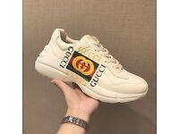 Gucci rhyton sneaker size UK 7