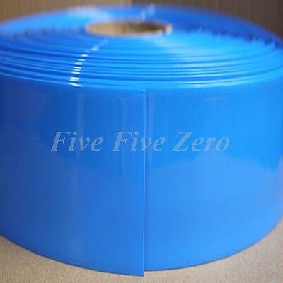 405mm diameter 258mm PVC Heat Shrink Tubing ( for Battery Wrap ) -1/2/5 Meters