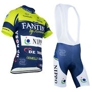 Team Cycling Jersey Bib